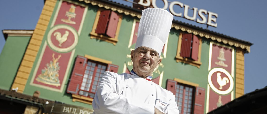 Des restaurants belges rendent hommage à Paul Bocuse
