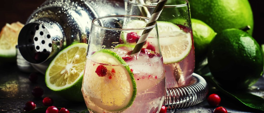Le gin tonic, la solution contre le rhume!