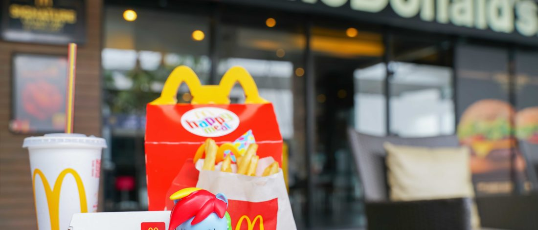 McDonald's lance le Happy Meal végétarien!