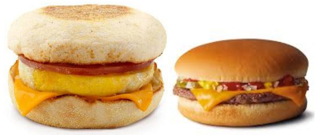 Il n'y aura plus de cheeseburger dans le Happy Meal