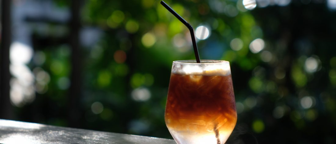 Le coffee tonic : le cocktail star de 2021