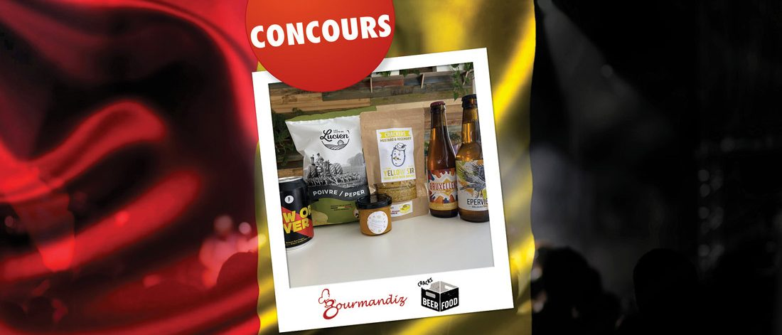 Concours: 5 Fan Pack Beerfood à gagner !